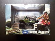 Ertl Sportmans 500 Polaris 4x4 1/18 Scale 2000