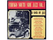 DISCO LP 33 GIRI VINILE CHICAGO SOUTH SIDE JAZZ VOL 1 USATO PERFETTO ORIGINALE P