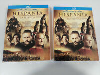HISPANIA La Legenda Stagione Season 2 - 3 X Blu-Ray + Extra Spagnolo