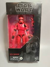 SITH TROOPER - STAR WARS BLACK SERIES #92 NIB RISE OF SKYWALKER EPISODE 9