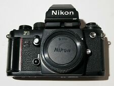 Nikon F3HP 35mm Camera Body Only, fairly good condition.