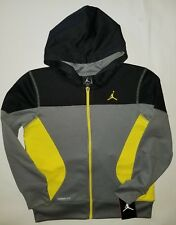 Nike Air Jordan Boys' Dri-Fit Hoodie Size Med.NWT