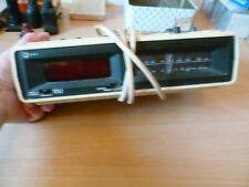(BUR) RADIO REVEIL VINTAGE PHILIPS 462 EN ETAT DE MARCHE