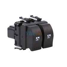 Electric Window Control Double Switch Button to RENAULT CLIO 2 II SB0 1 SB2