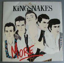 45 tours - THE KINGSNAKES - MORE - THE GOOD PUSH