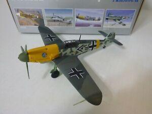 "Armour, Bf 109F Messerschmitt, Ace Werner ""Vati"" Molders, 1:48, Diecast, Used"