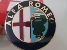 GENUINE ALFA ROMEO 166 Emblem with Screws Rear Emblem Tailgate Boot – 60651634