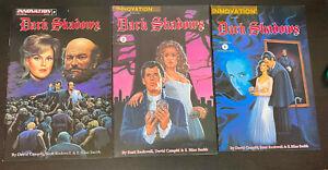 DARK SHADOWS Book 1 (Innovation 1993) -- #1 2 3 (Of 4) -- Near FULL Series