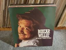 Boxcar Willie  ‎– No More Trains To Ride (Album)