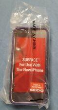 Seidio Heavy Duty Hard Case Cover W/ Kickstand For Apple iPhone 5/5S/SE-Purple