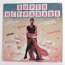 """33T SUPER HIT PARADE Vinyle LP 12"""" LOVE AND MUSIC - MORRICONE HEEREN VASSILIU"""