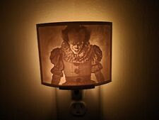 Pennywise Clown Stephen King's IT Movie Lithophane Night Light
