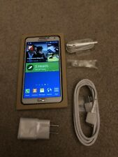 Working Good Condition Samsung Galaxy Note 3 SM-N900T - 32GB - White (T-Mobile)