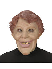 Latex Maske Elizabeth Karneval lustiger Mann Fasching