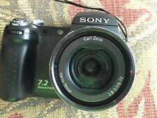 Sony Cybershot DSC-H5 7.22MP Digital Camera - Black - Cyber Shot DSCH5