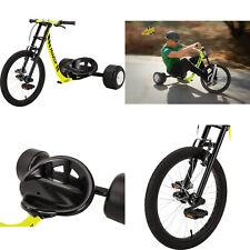 Drift Trike Bike For Teens Adults Three Wheel Outdoor Drifting Tricycle Go Kart