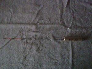 """Quiver Stick """"Replica"""" Ice Fishing Rod 28""""  TN Cork Grip"""