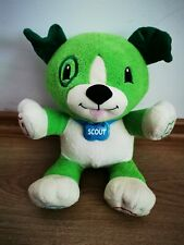 Leapfrog MY PAL SCOUT Interactive Speaking Cuddly Plush Toy