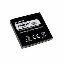 Bateria para LG gd510 3,7v 800mah/2, 96wh Li-ion negro