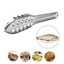 ACERO INOXIDABLE Escamas de peces Amovedor Limpiador Escalador Espátula Cocina