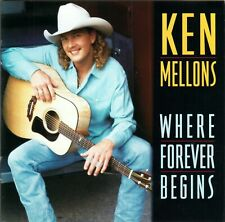 Where Forever Begins by Ken Mellons (CD, 1995, Sony)