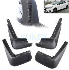 4pcs For Toyota Corolla 2014 15 2016 Car Mud Flaps Splash Guard Fender Mudguard