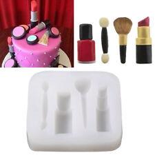 moule silicone pour pâte à sucre gateau fondant cosmétique maquillage #776