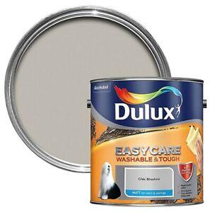 Dulux Easycare Matt 2.5L Chic Shadow