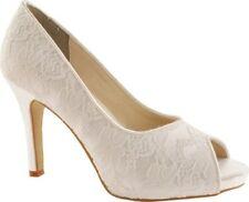f6e02f53270e Bridal Shoes With Open Toe for sale