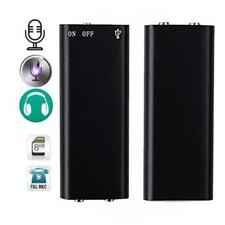 8SP Spy Bug Micro Digital Voice Sound Recorder + MP3 Player MUSIC Headphone#SP