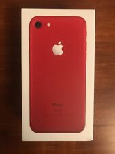 Apple iPhone 7 (PRODUCT)RED - 128GB - (AT&T) Smartphone
