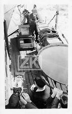 REMORQUES Bateau GREMILLON Brest Tournage Camera RENE-JACQUES Photo 1939 #1