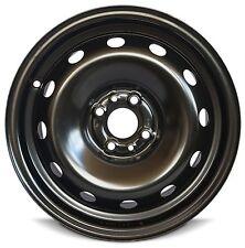 "New 15"" 4 Lug 2012-2015 Fiat 500 Full Size Replacement Steel Wheel Rim 15x6 4x98"