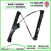 NEW BMW 3-SERIES F30 F31 DRIVERS FRONT RIGHT ELECTRIC WINDOW REGULATOR 2012-2018