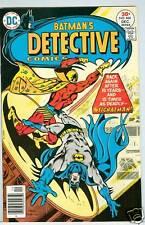 Detective Comics #466 December 1976 VF Marshall Rogers