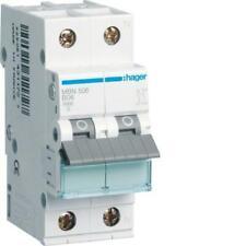 Automat Hager MB199 B6A 1polig 25kA Leitungsschutzschalter
