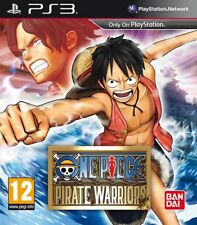 One Piece: Pirate Warriors ~ PS3 (in Great Condition)