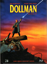 Dollman , Blu-Ray , strong limited Mediabook , 100% uncut , new , Space Cop