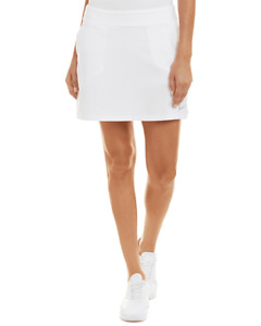 Nike Women's Dri-Fit Golf Skort , White/Flat Silver