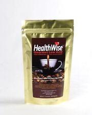 HealthWise 100% Colombian, Hazelnut Low Acid Whole Bean Coffee, 12 Oz - Pack of