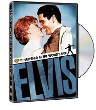IT HAPPENED AT THE WORLD'S FAIR (Elvis Presley) -  DVD - UK Compatible - sealed