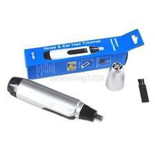 Nose Ear Hair Trimmer Clipper Hair Epilator Portable Trimmer Travel Wireless B33