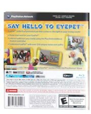 EyePet (Sony PlayStation 3, 2010) 3D COMPATIBLE PS3 GAME -  250 unique outfits