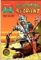 ARAK FILS DE LA FOUDRE n°3 ¤ SORCIERE DE L'ORIENT ¤ 1982 ARTIMA COLOR DC