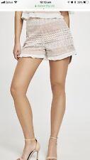 Bardot Lucille Lace Shorts