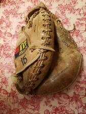 Mizuno Gca-6 World Win Catcher's Mitt Professional Model Rht Glove Japan Vintage