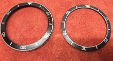 Custom Bezel Insert: Monnin Jumbo 980.006 844 Tag Heuer 1000 Professional Diver