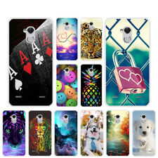 Soft  TPU Case For ZTE Blade V7 Lite Protective Silicone Back Cover Skins Pets