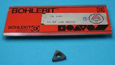 External Carbide Thread Insert 16ER 16W HB10S K10