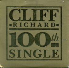 CLIFF RICHARD - 100th single 4TR CDM 1989 POP